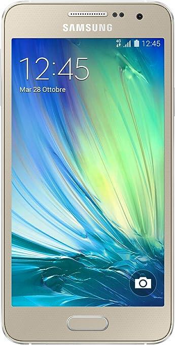 Samsung Galaxy A3 - Smartphone libre Android (pantalla 4.5 ...