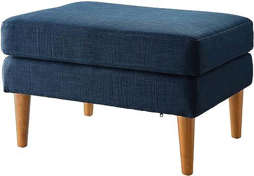 Convenience Concepts Designs4Comfort Marlow Mid Century Ottoman