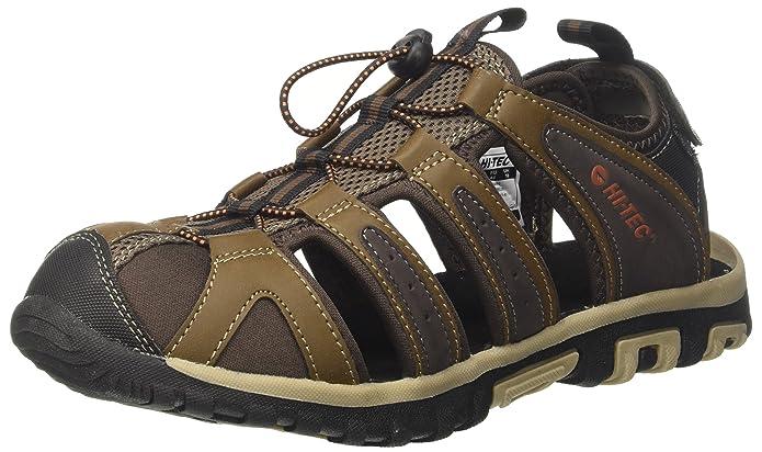 Hi-Tec Cove Breeze, Sandalias de Senderismo para Hombre: Amazon.es: Zapatos y complementos