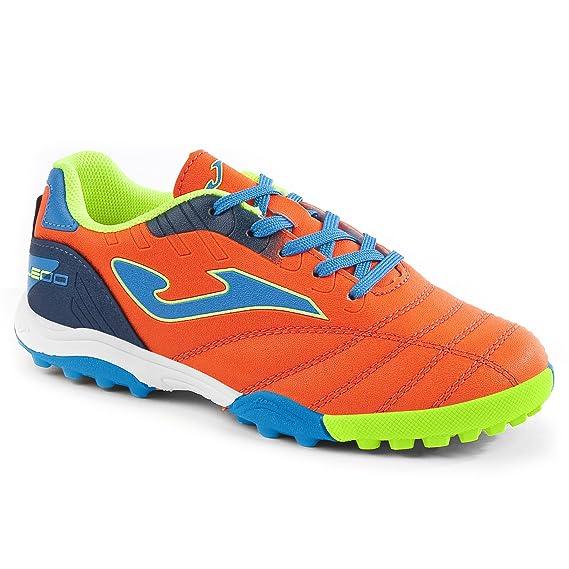 Joma toljw 708_ TF Zapatos Fútbol Sala Toledo JR 708Turf Naranja Zapato Naranja Size: 23.5 UJZZJJoX3C