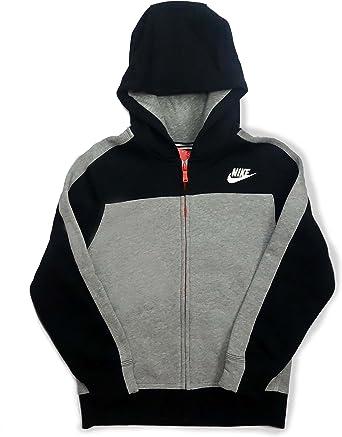 Nike - Chándal - para niño Negro negro/gris 10 Años: Amazon.es: Ropa y accesorios