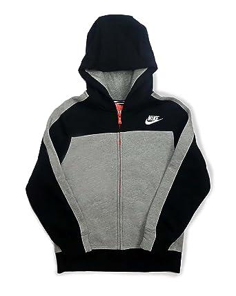 Nike - Chándal - para niño Negro negro/gris 10 Años: Amazon.es ...
