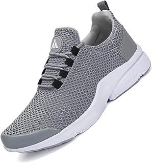 LuckyGirls Zapatillas de Correr Malla Bandage Sin Cordones Casual Calzado de Deporte Transpirables Zapatos Moda Bambas de Running de Las Hombres: Amazon.es: Deportes y aire libre