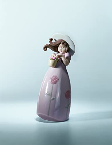 Lladr Little Rose Figurine