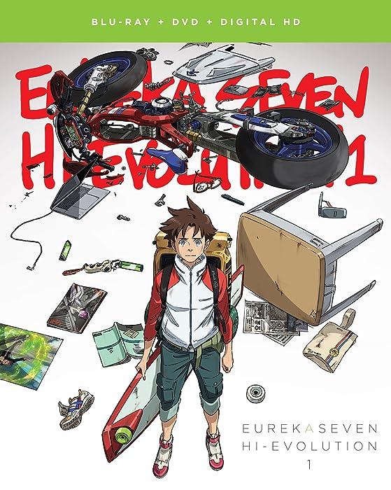 Eureka Seven Hi-Evolution 1: Movie