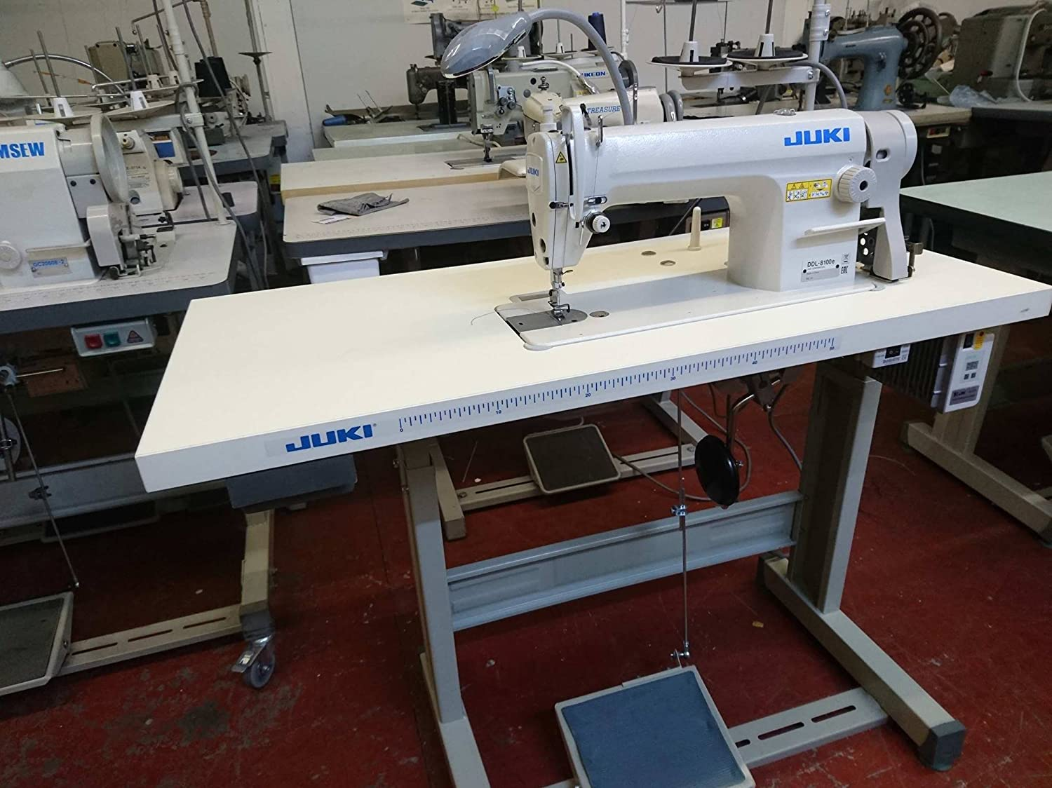 Juki DDL 8100e Industrial Sewing Machine