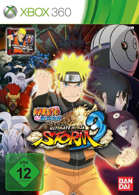 Naruto Shippuden: Ultimate Ninja Storm 3 - Day 1 Edition ...