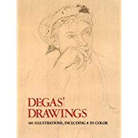 Degas' Drawings (Dover Fine Art, History of Art) (English Edition)
