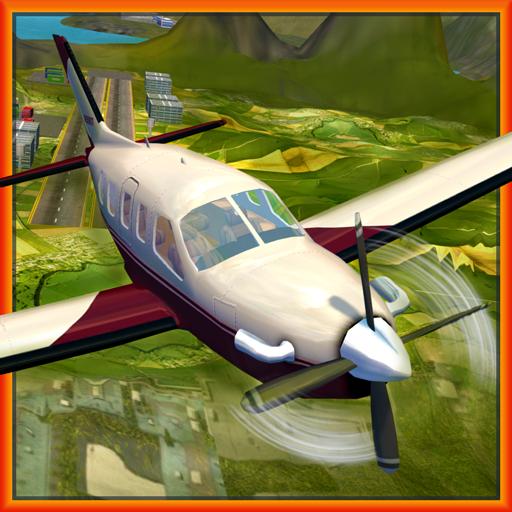 Flight Captain 3D - Airway Complete