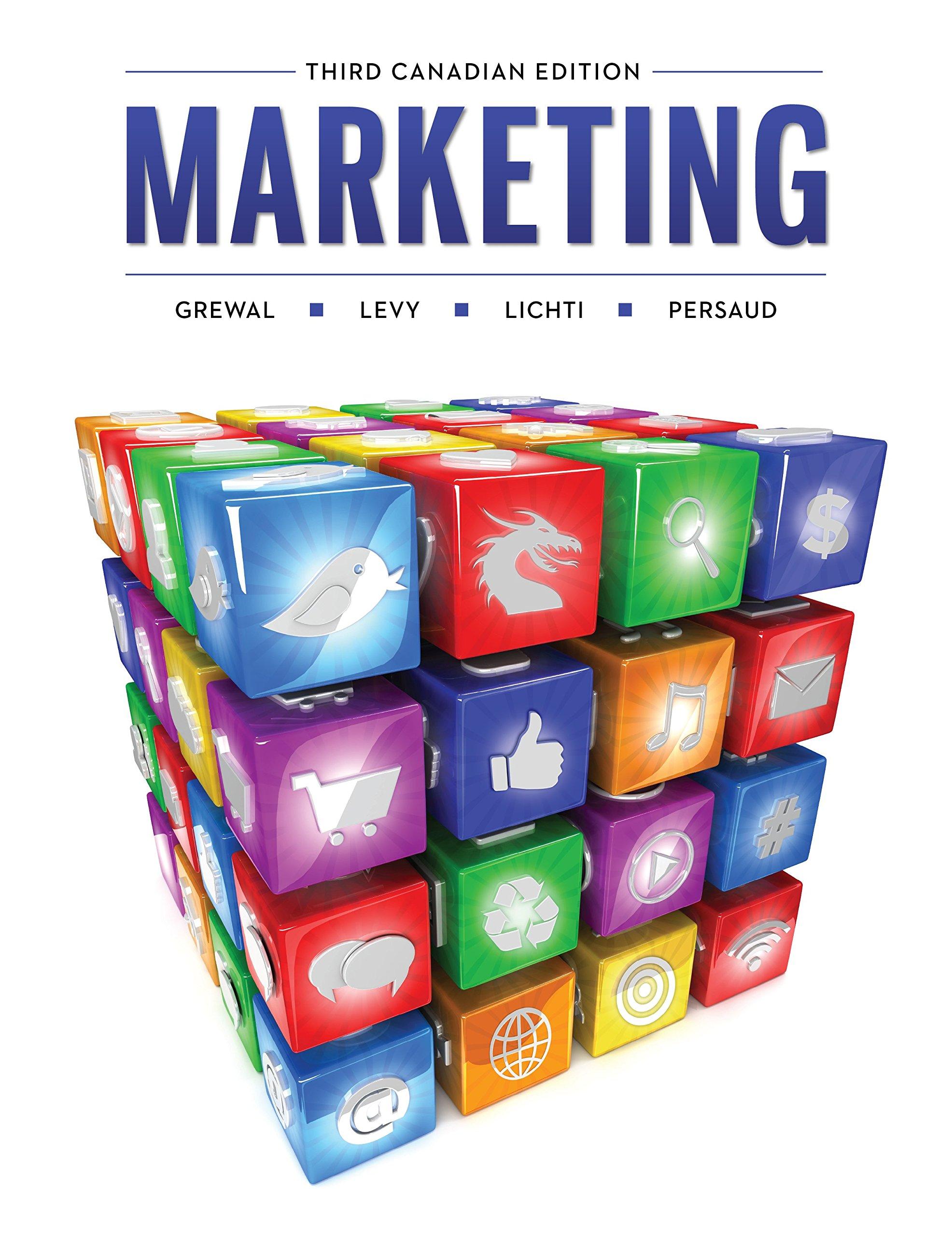 Marketing: Dhruv Grewal Professor, Michael Levy, Shirley Lichti, Ajax  Persaud Professor: 9781259030659: Books - Amazon.ca