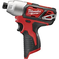 Milwaukee M12 12V Cordless Lithium Ion 1/4