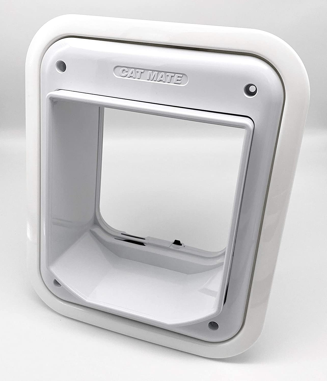Cat Mate Cat Flap Adapter Kit for UPVC//Metal Doors