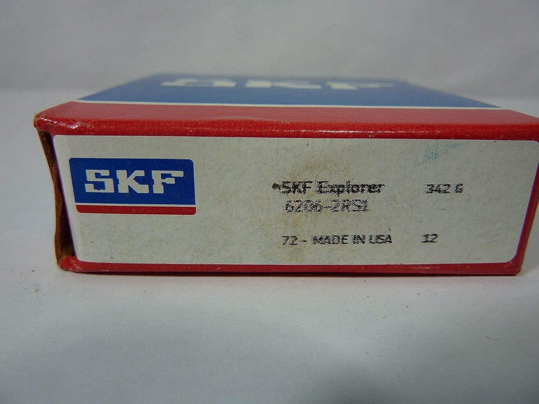 S.K.F Kugellager 6206 2Rs1