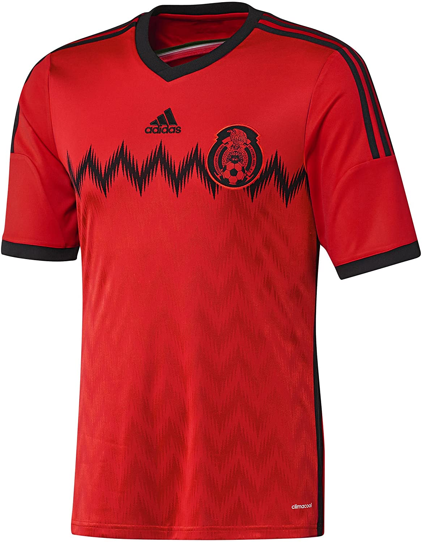 adidas Mens Mexico Away Jersey