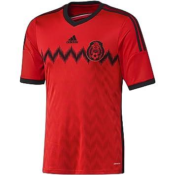 Adidas México Camiseta Copa del Mundo 2014: Amazon.es: Deportes y aire libre