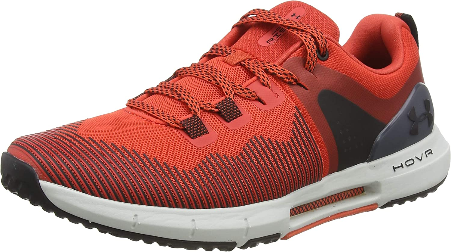 Red Mens Under Armour Hovr Rise Mens Training Shoes