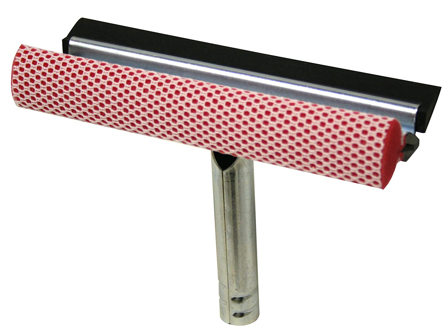 Mallory 808NY 8' Squeegee Head- Assorted colors red and blue
