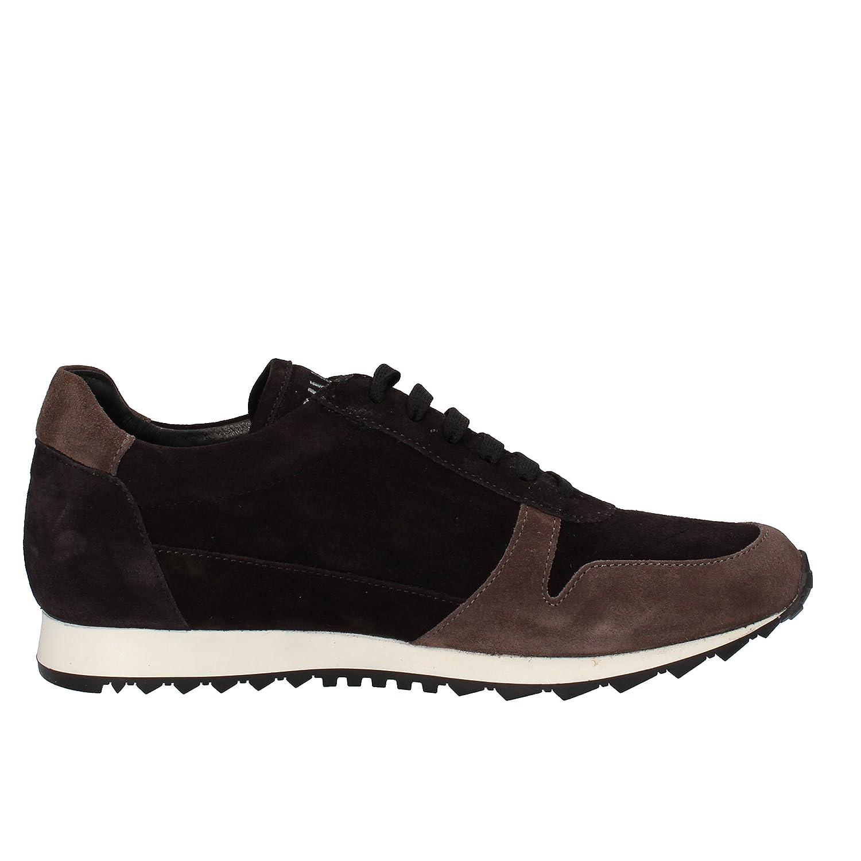 0bbdeb8fa858 1a CLASSE ALVIERO MARTINI Sneakers Homme Daim Noir 44 EU  Amazon.fr   Chaussures et Sacs