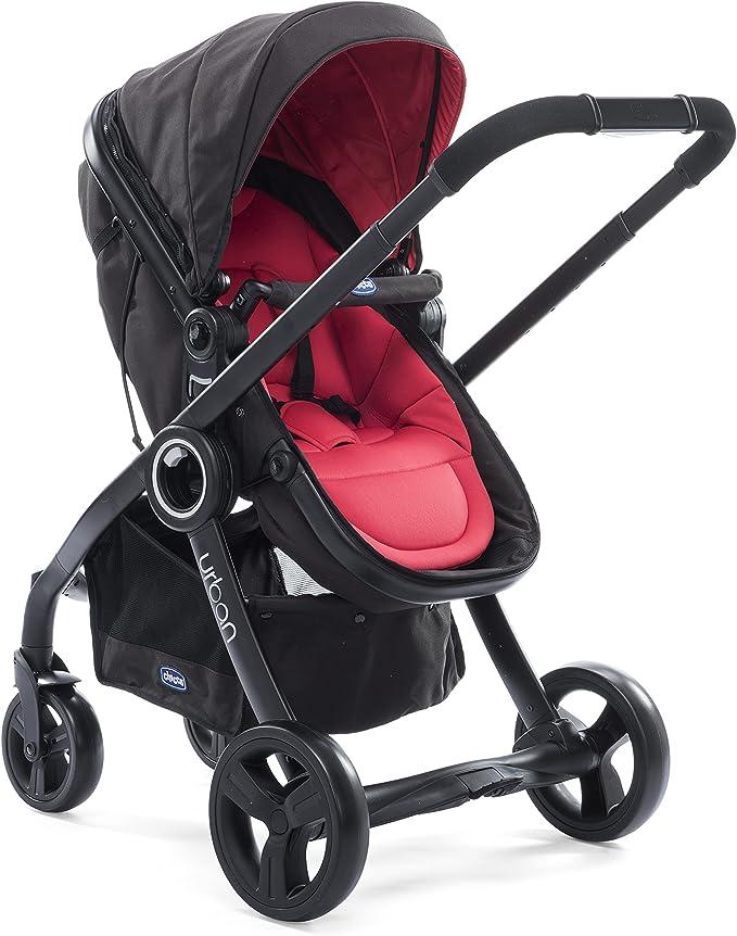 Chicco Urban Plus carrito, con colourpack y Autofix asiento de ...