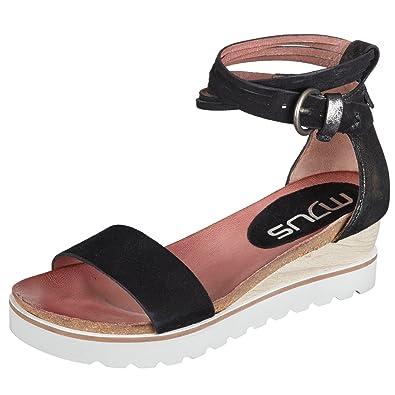 Online Wie Vielen Verkauf Billig Gutes Verkauf Sandale in Schwarz mj-221035 Mjus Freiraum 100% Original Outlet Erschwinglich V73zKf5