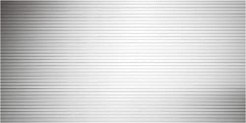 GENESIS 2ft x 4ft Clear Light Panels Pack of 6