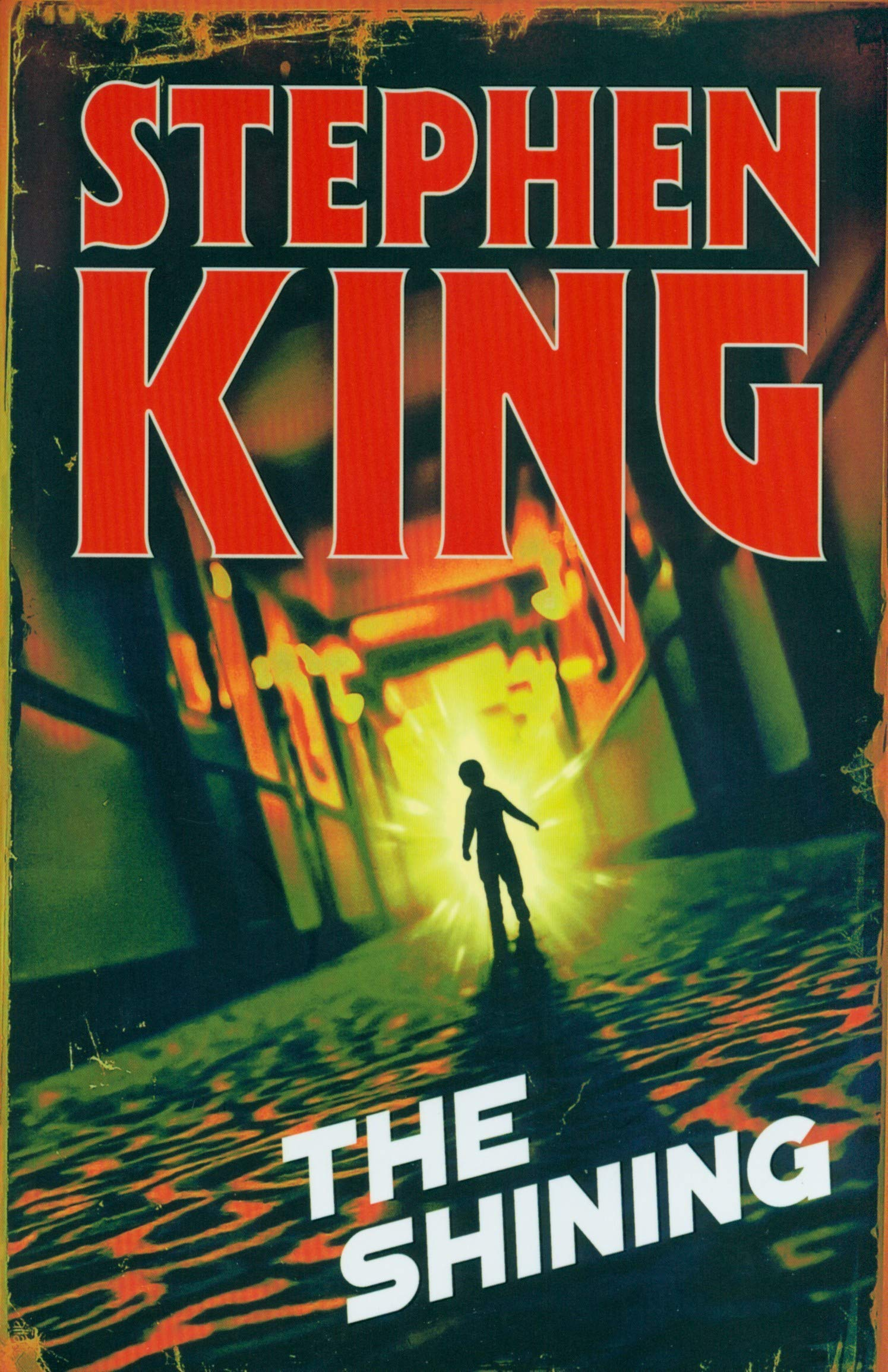 The Shining: Halloween edition: 9781473695498: Amazon.com: Books