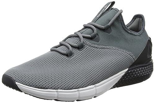 Reebok Bs8008, Zapatillas de Deporte para Hombre, Gris (Alloy/Coal / White