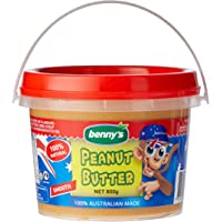 Benny's Smooth Peanut Butter, 800 g
