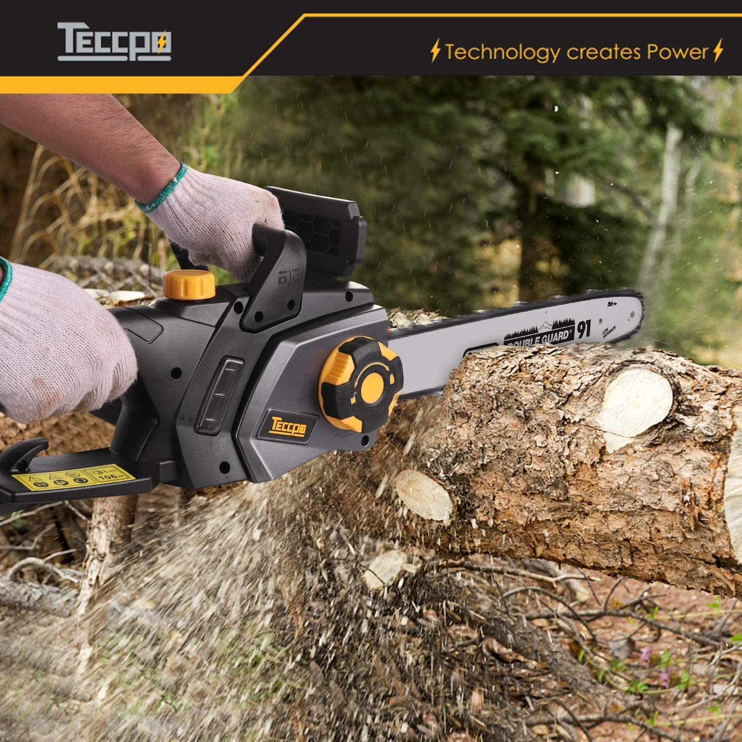 TECCPO TACS01G Chainsaws product image 5
