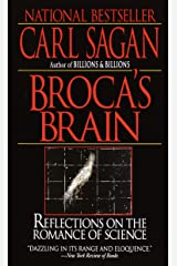Broca's Brain: Reflections on the Romance of Science Mass Market Paperback