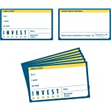 User Story - Pack of 50 Cards - Great For Writing Agile User Stories!!!