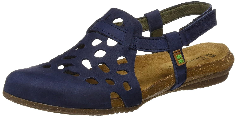 El Naturalista Damen N5063 Geschlossene Sandalen  39 EU|Blau (Ocean)