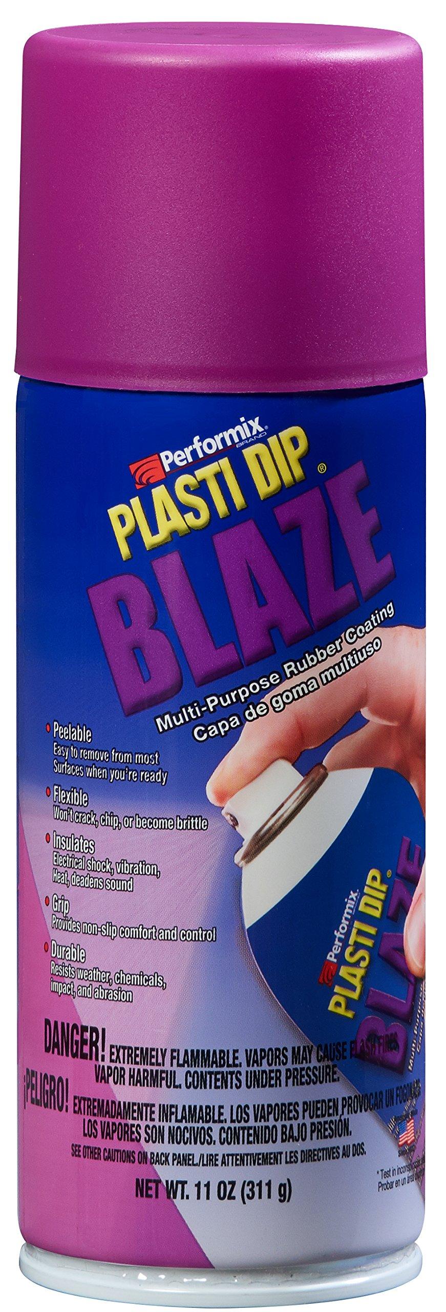 Plasti Dip 11225-6-6PK Spray Blaze Purple, 11. Fluid_Ounces