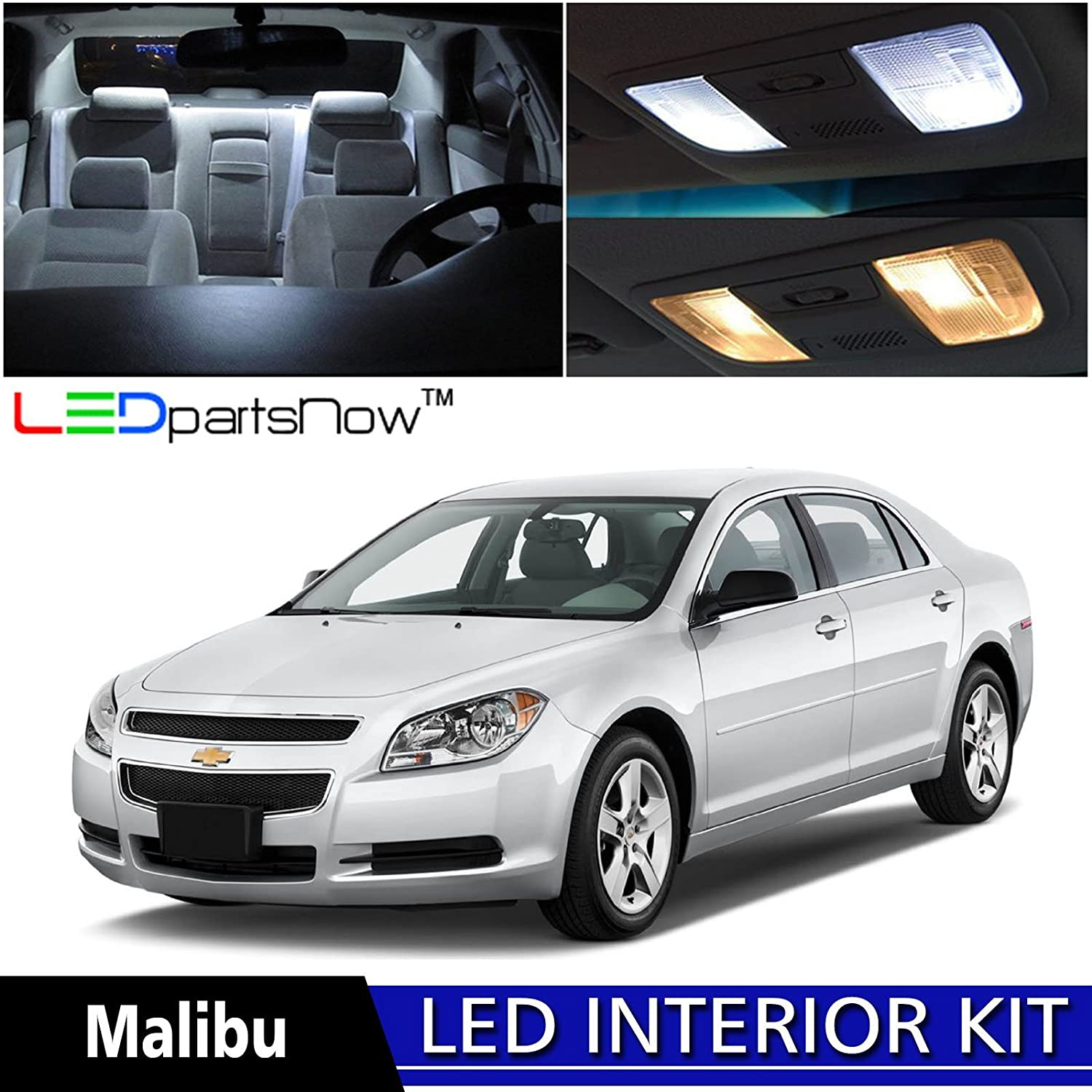2010 Malibu Interior Lights