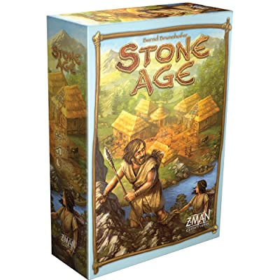 Stone Age: Toys & Games