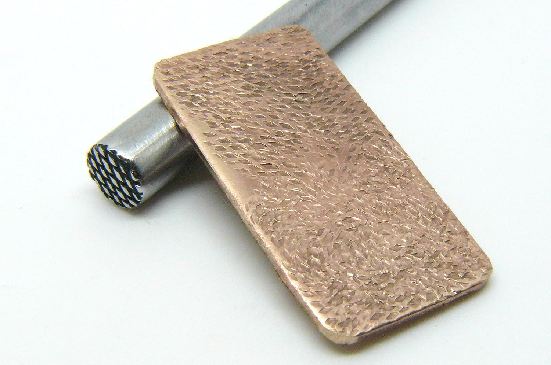 Ziselierpunzen Yunke Handarbeit hergestellte Werkzeuge Punzen