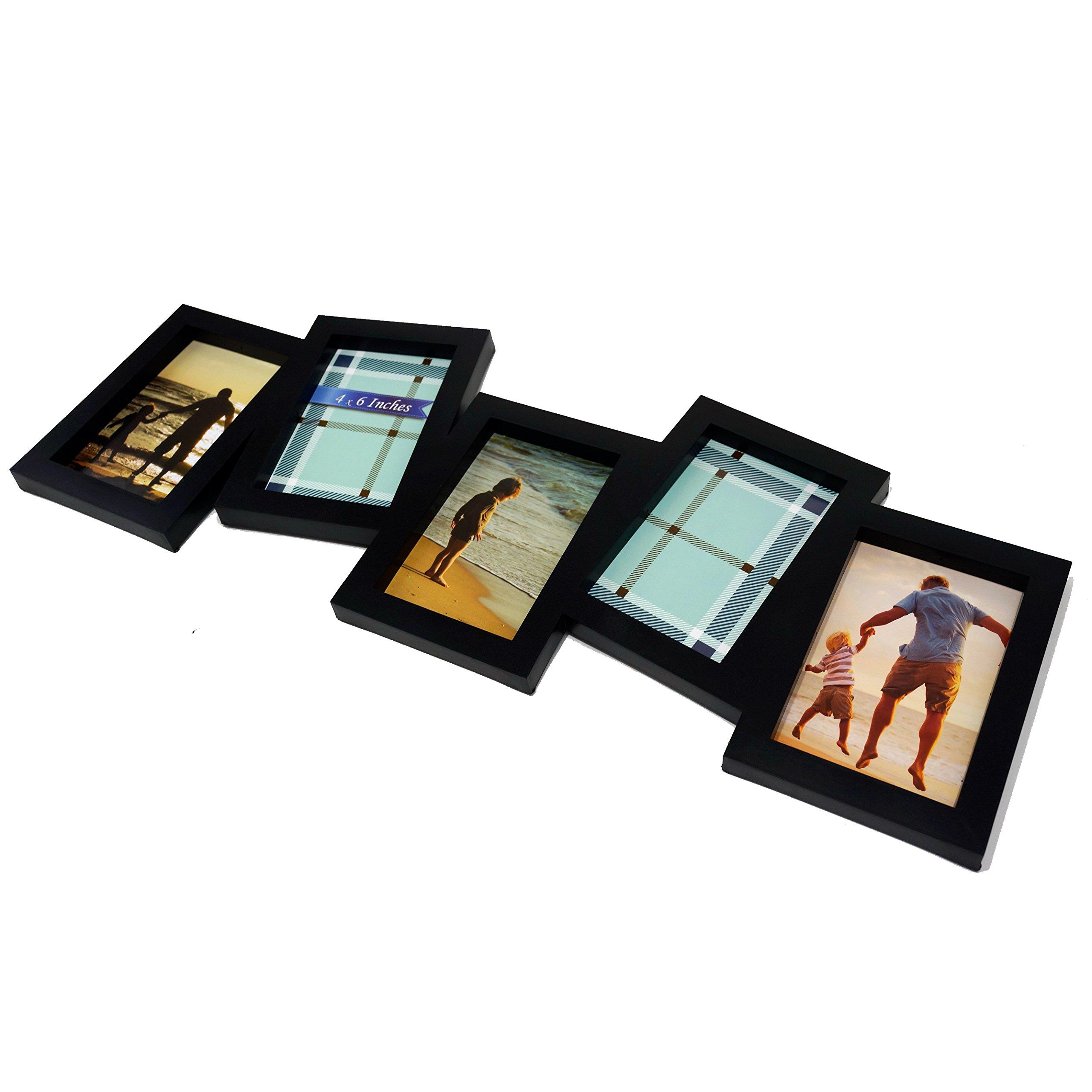 BestBuy Frames 5 Opening Collage and Multiple Frames - Fits Standard ...