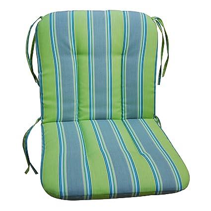 Comfort Classics Inc Sunbrella Outdoor Wrought Iron Chair Cushion