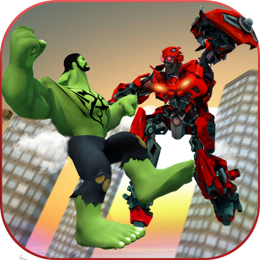 Hero Hunters: Superhero City Fighter Simulator