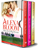 The Harrisons Boxed Set: Books 0-2: (Free romance series, Free romance box sets)