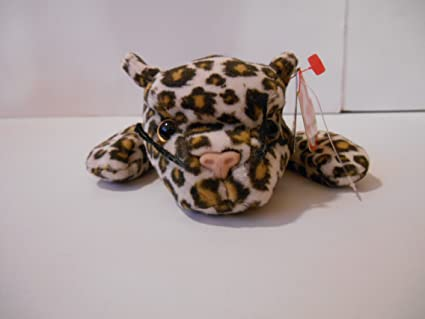 Image Unavailable. Image not available for. Color  TY Beanie Baby - FRECKLES  the Leopard e43748a4ad7d