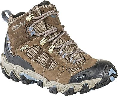 Oboz Women's Bridger Vent Mid B-Dry Waterproof Hiking Boot