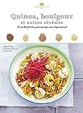 Quinoa, boulgour et autres céréales