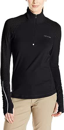 Columbia Women's Trail Flash Half Zip Shirt