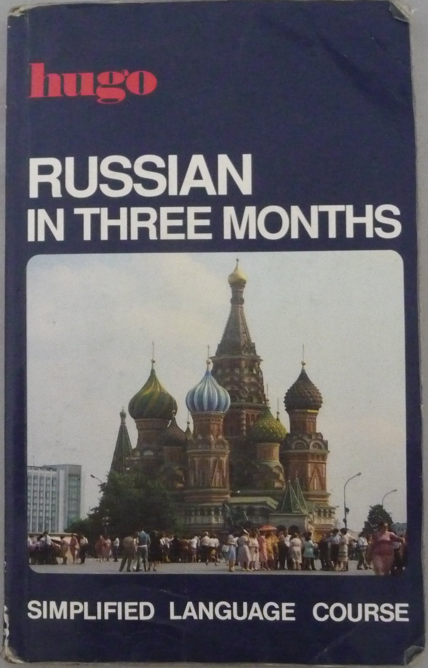 RUSSIAN IN THREE MONTHS (HUGO'S SIMPLIFIED SYSTEM): Nicholas J. Brown:  9780852851289: Amazon.com: Books