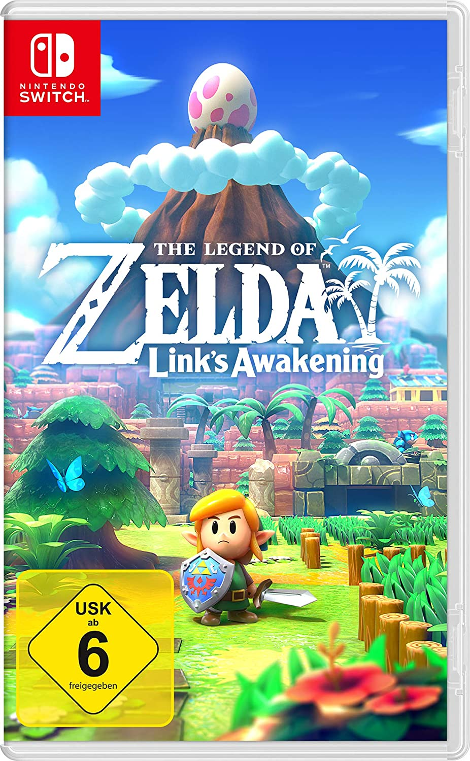 The Legend of Zelda: Links Awakening - Nintendo Switch ...