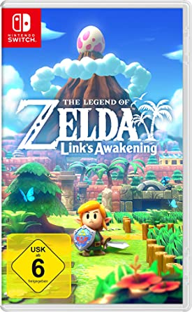 The Legend of Zelda: Links Awakening - Nintendo Switch [Importación alemana]: Amazon.es: Videojuegos