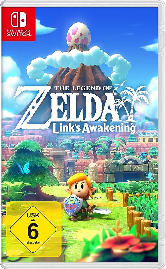 The Legend of Zelda: Links Awakening - Nintendo Switch ...