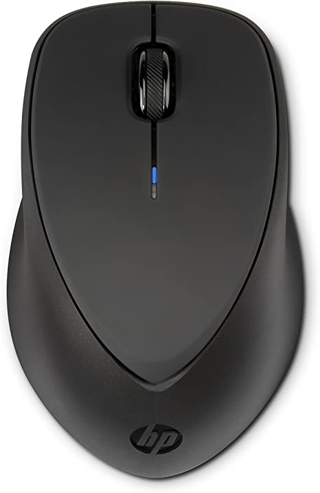 HP H3T50AA - Ratón inalámbrico (Bluetooth, USB), negro: Hp: Amazon ...