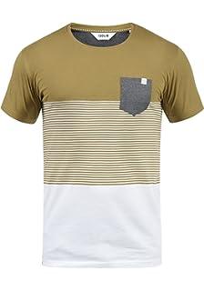 Solid Florian Herren T-Shirt Kurzarm Shirt Rundhals-Ausschnitt aus ... 995dc76542